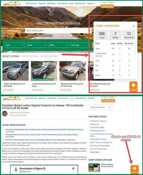 Naijauto-launches-new-update-button-to-display-live-report-on-COVID-19-in-Nigeria
