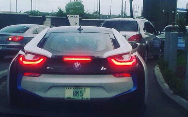 BWW-i8-in-Nigeria-its-an-hybrid-car