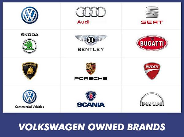 Volkswagen-ownership-of-various-car-brands