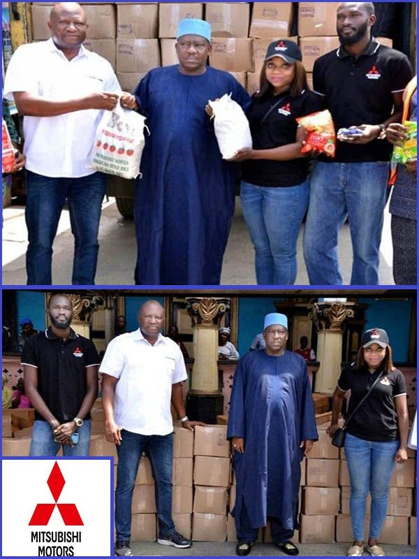 Massilia-Motors-donates-food-items-to-1000-poor-Lagos-homes