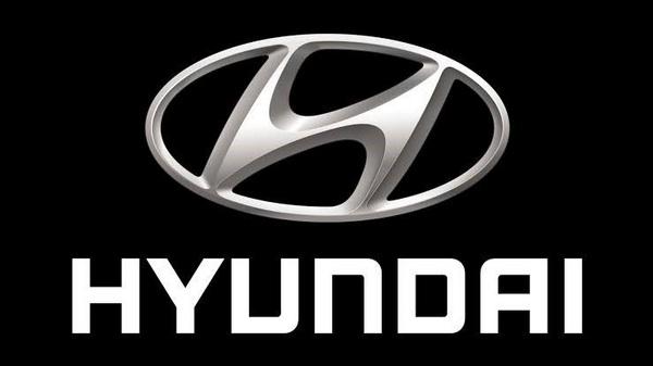 Original Hyundai logo