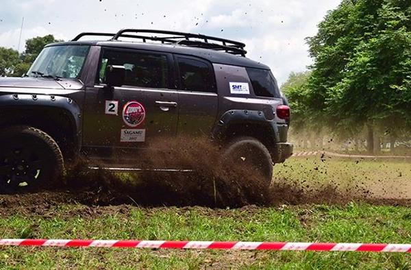 A-Toyota-FJ-Cruiser-in-action-at-Ondo-Rally