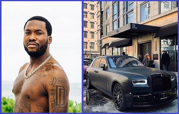 American-Rapper-Meek-Mill-offers-his-Rolls-Royce-Phantom-for-COVID-19-aid