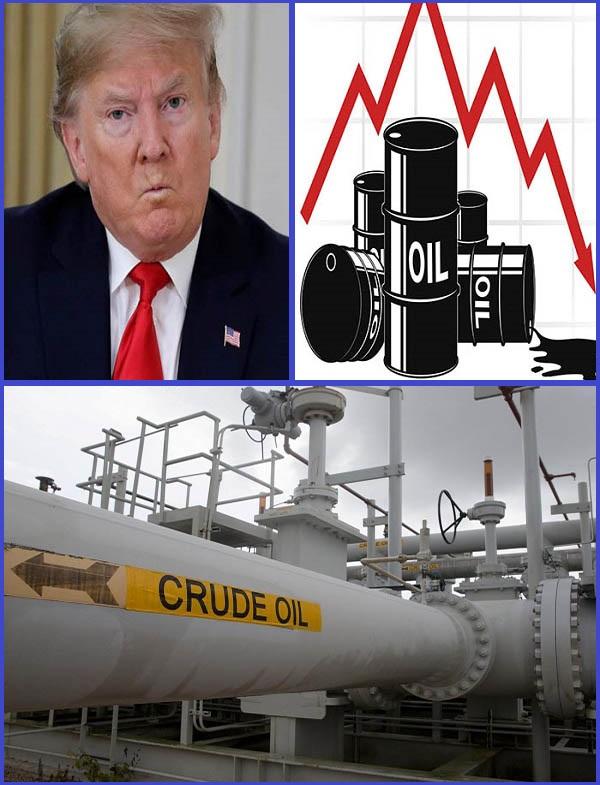 U.S-oil-price-plummets-below-zero-dollar