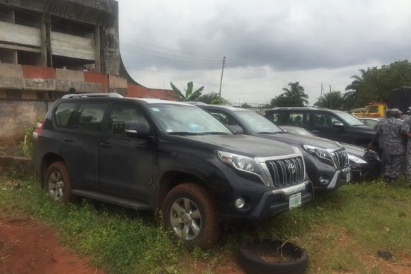 Seized-cars-by-Nigerian-Customs-about-to-be-auctioned