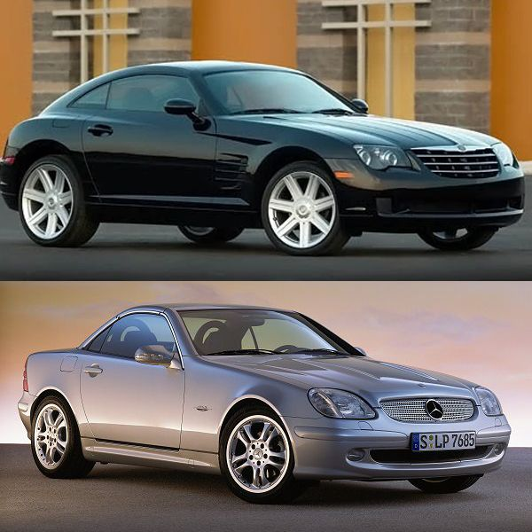 The-Crossfire-is-a-rebranded-R170-SLK