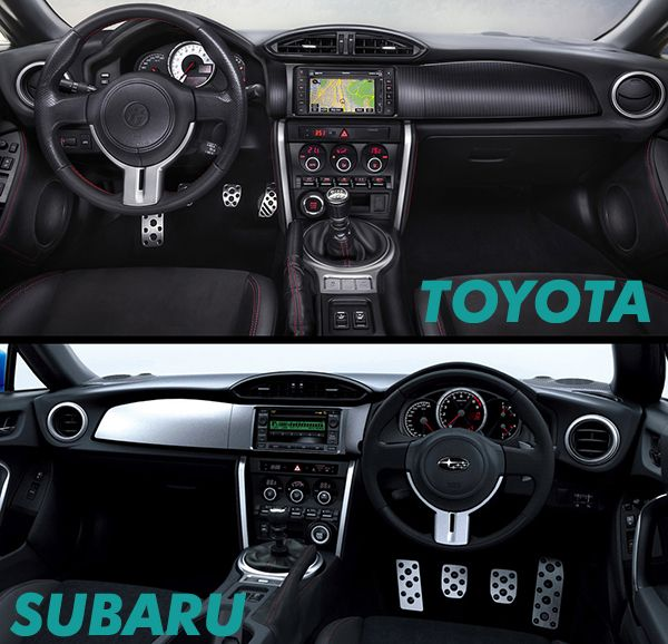 The-interior-of-the-Subaru-BRZ-and-the-GT-86-are-very-similar-and-different-at-the-steering-wheel