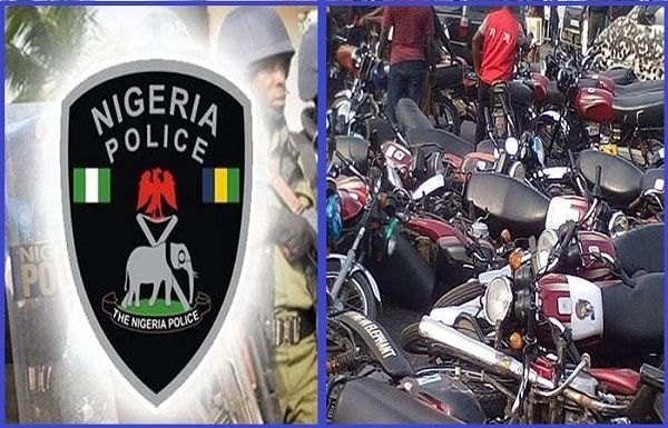 motorcycles-and-Nigeria-police-logo