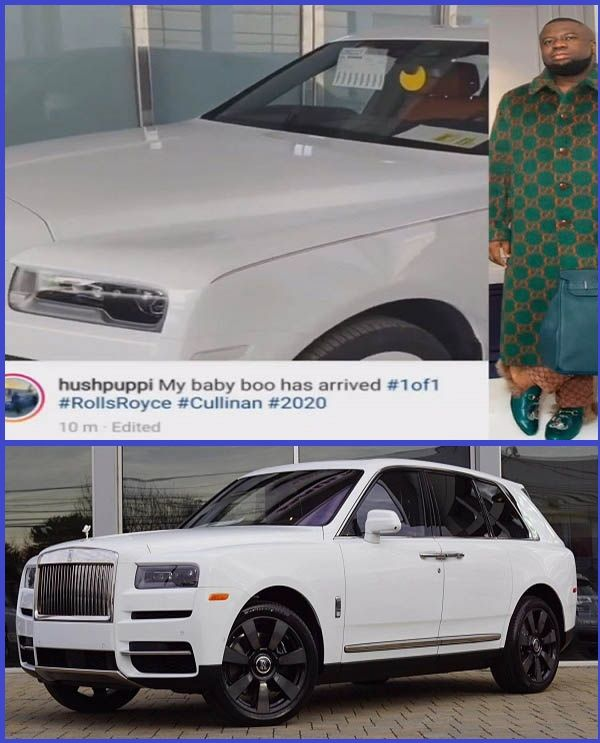 Ray-Hushpuppi-takes-delivery-of-a-brand-new-2020-Rolls-Royce-Cullinan-SUV