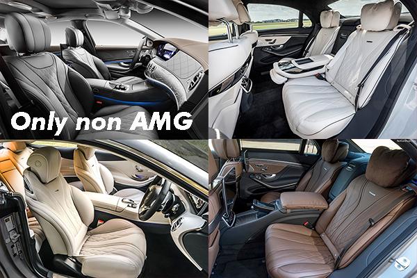Benz-AMG-interior