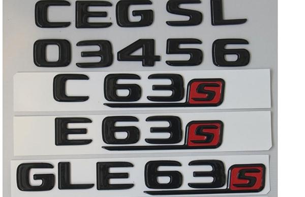 Fake-AMG-badges