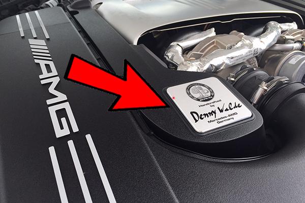 Signature-on-AMG-engine