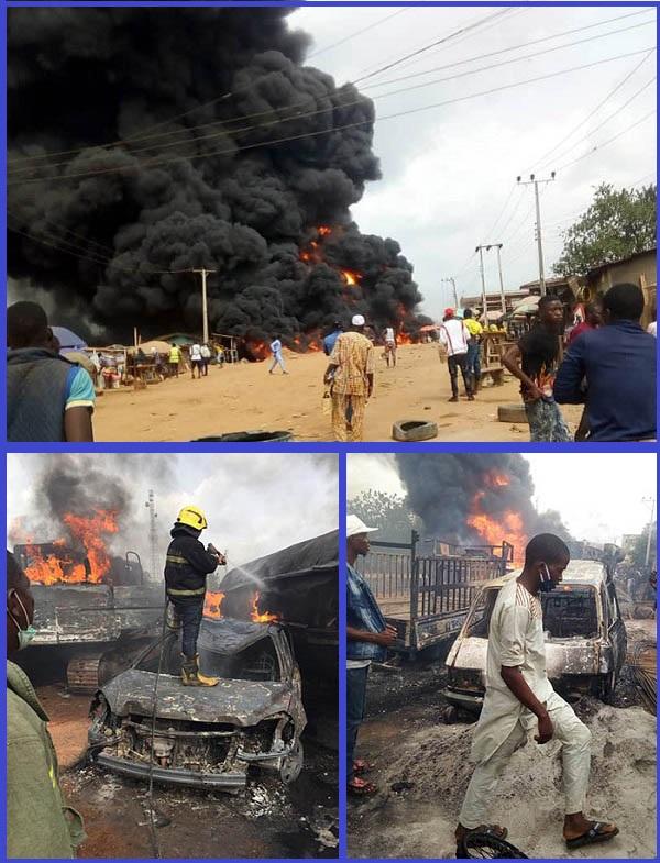 Properties-cars-shops-razed-by-fire-in-Moniya-motor-park-in-Ibadan