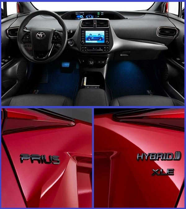 Interior-view-and-more-details-of-2021-Toyota-Prius-2020-limited-edition-hybrid-model