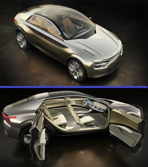 Interior-details-of-Kia-Imagine-concept-car