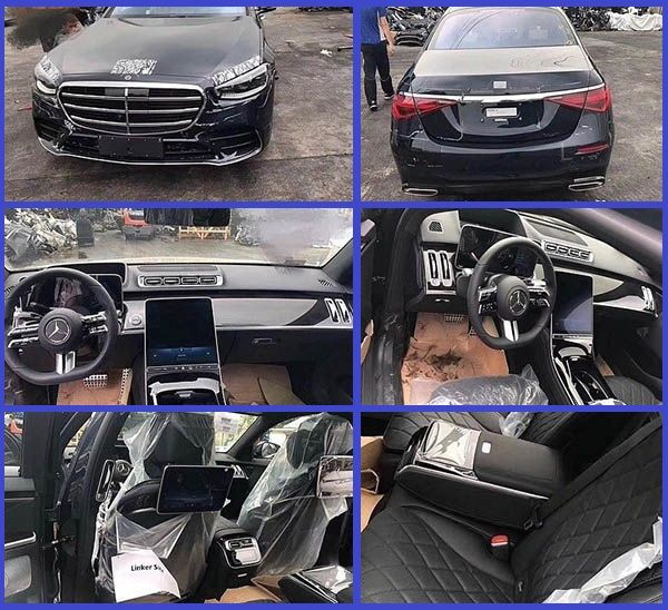 Interior-of-2021-Mercedes-Benz-S-Class-sedan-revealed-in-leaked-Spy-photos-and-video