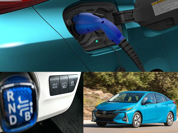 Plug-in-electric-vehicle-Toyota-Prius