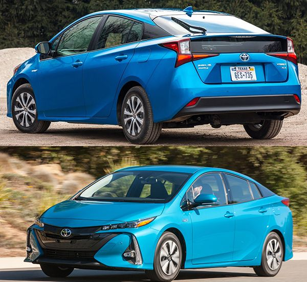 front-and-rear-of-the-Prius-Prime