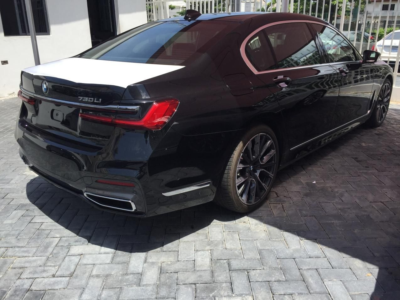 Brand New 2020 Black Bmw 7 Series For Sale In Lagos