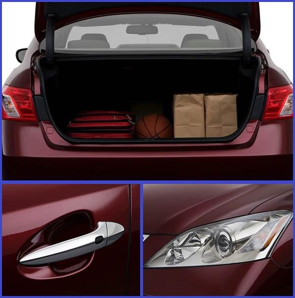Exterior-design-details-of-the-2008-Lexus-ES-350-sedan