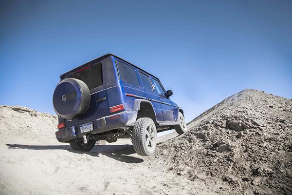 G-wagon-off-roading