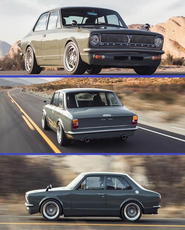 1969-Toyota-Corolla-vintage-car-powered-by-Lexus-V8-engine