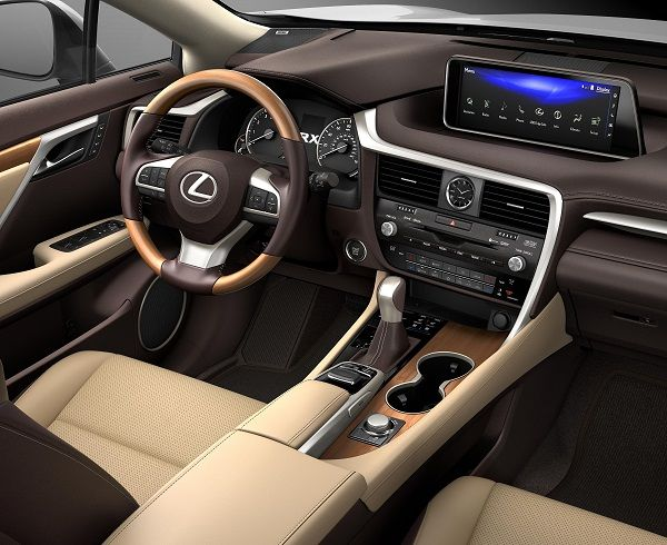 Interior-of-2017-Lexus-RX-350-SUV