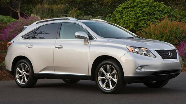 Front-side-view-of-the-2009-Lexus-RX-350