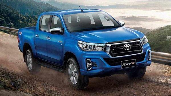 Toyota-Hilux-pickup-truck