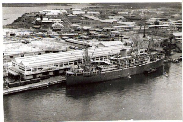 Apapa-port