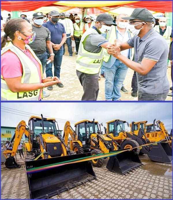 Governor-Sanwo-Olu-at-Lekki-road-flag-off-ceremony