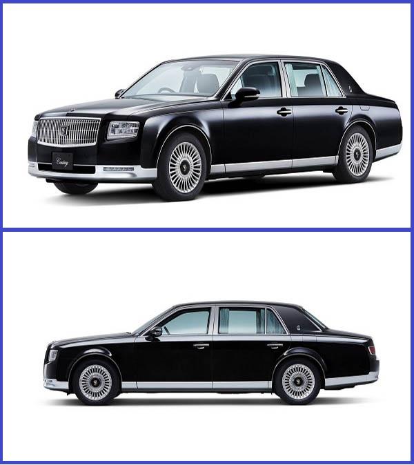 Toyota-Century-luxury-car