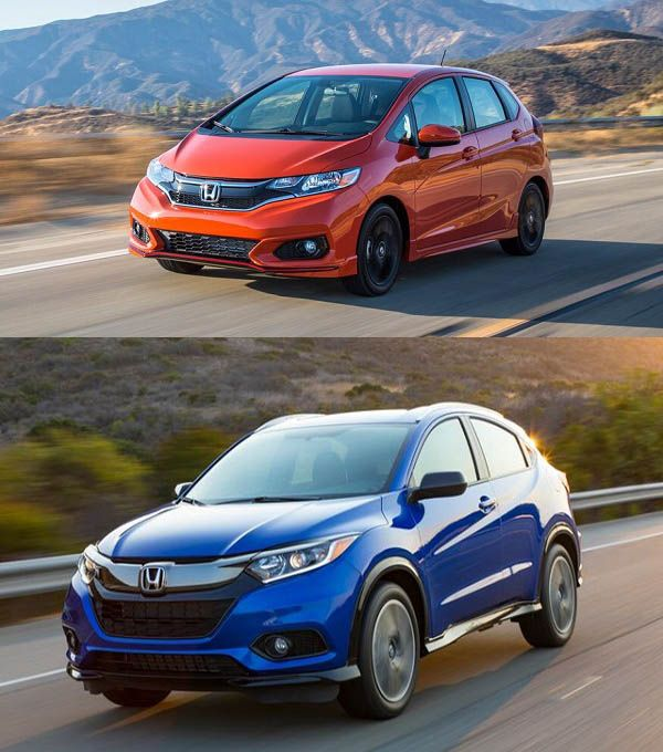 Honda-vehicles