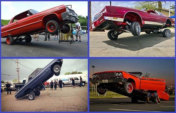 Lowriders-or-hopping-cars