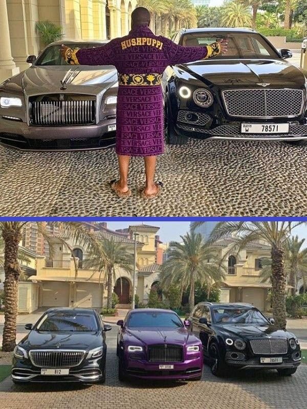 Ray-Hushpuppi-cars