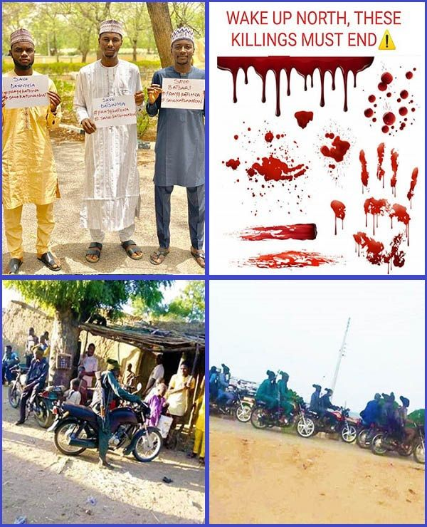 Twitter-users-protests-Bandit-killings-in-the-North