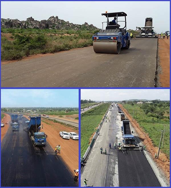 Abuja-Kaduna-Zaria-Kano-road