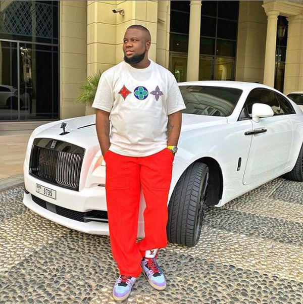 hushpuppi-s-latest-car