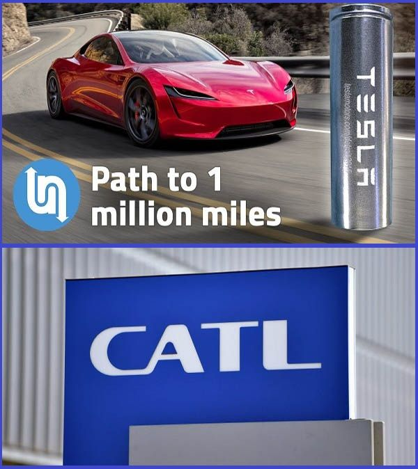 Tesla-Million-Mile-battery