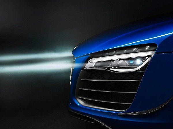 Audi-R8-Laser-headlight