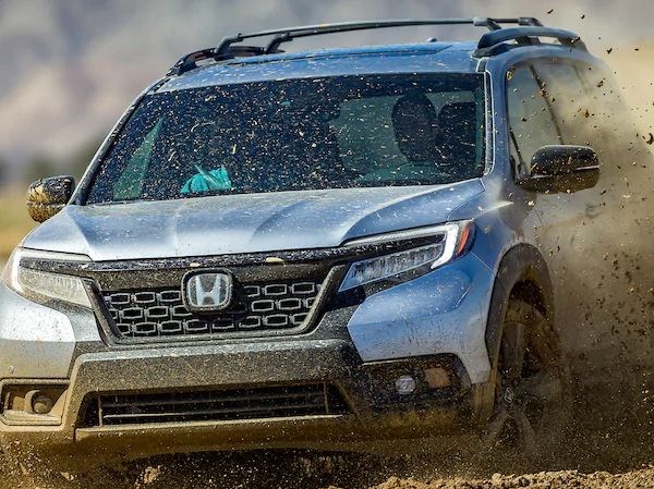 Honda-Passport-off-road