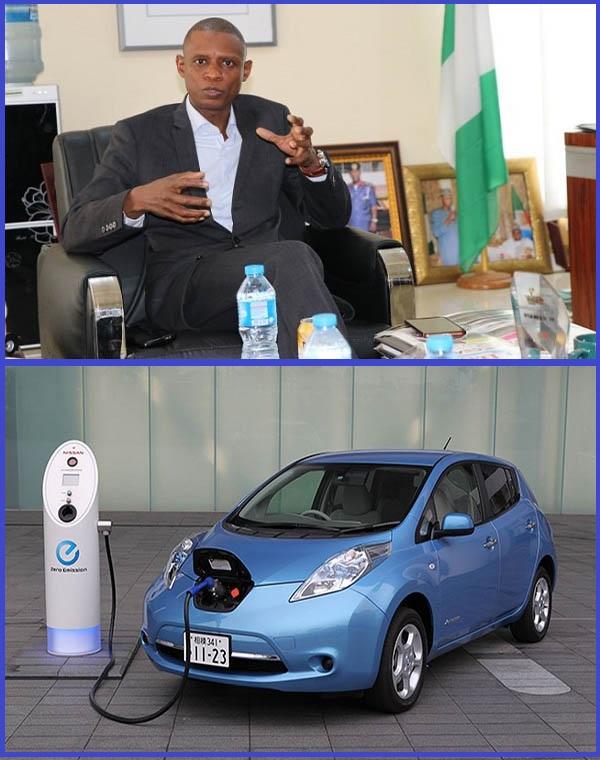 Jelani-Aliyu-NADDC-and-electric-car