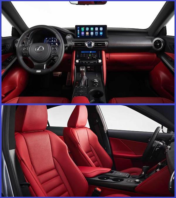 Interior-of-2021-Lexus-IS-sedan