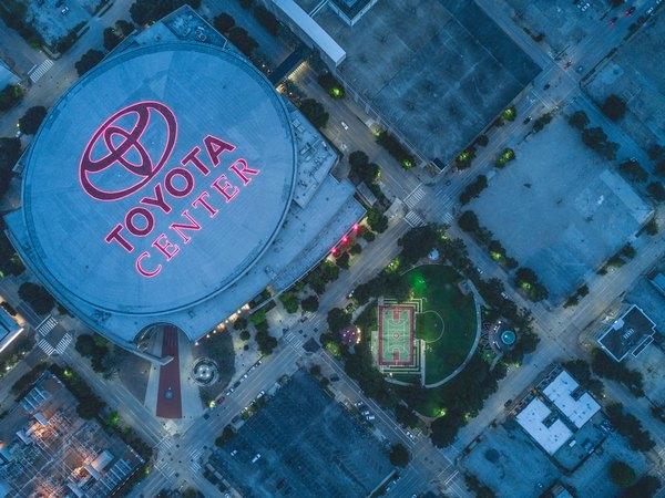 Toyota-center