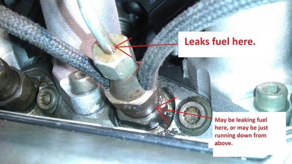 Fuel-injector-leaks