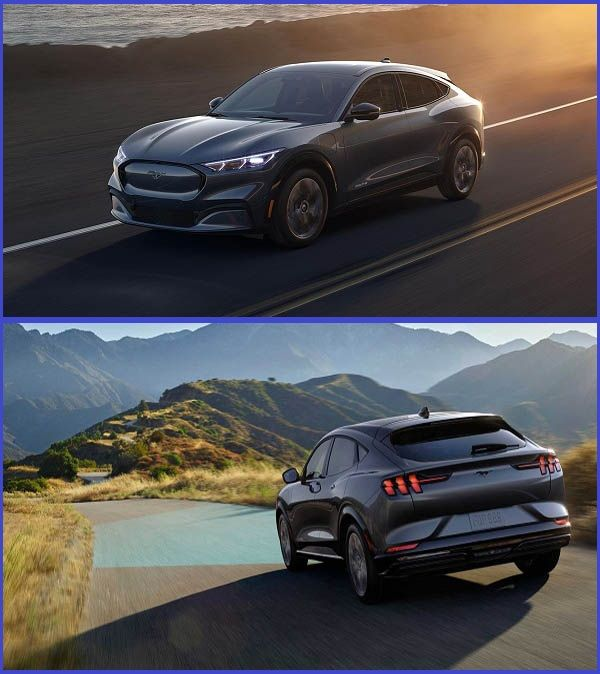 Electric-Ford-Mustang-Mach-E-crossover