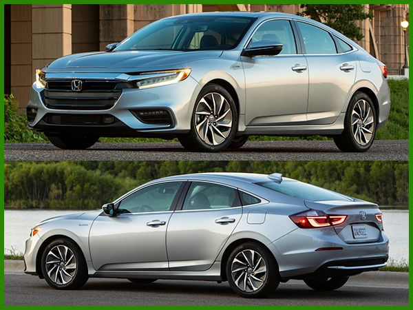 2019-Honda-Insight-front-and-rear-view