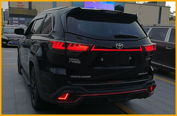 Aftermarket-taillights-for-the-2016-Toyota-Highlander