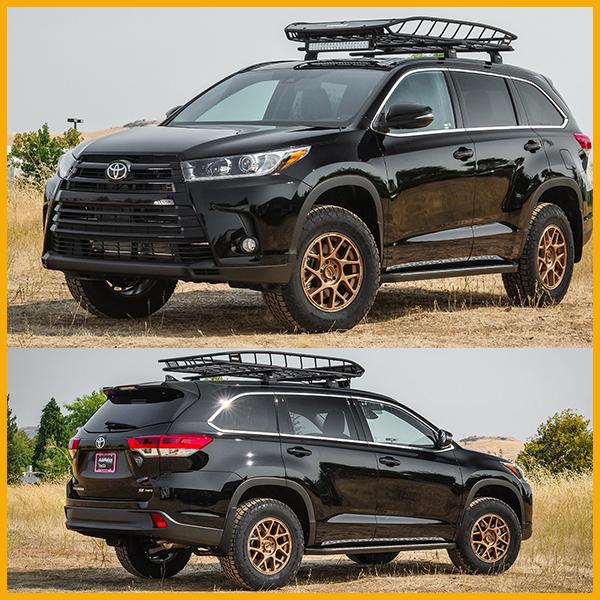 Custom-off-road-Toyota-Highlander