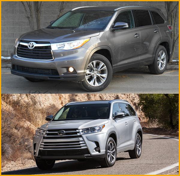 Toyota-Highlander-facelift-car